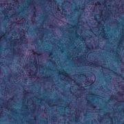 Island Batik Paisley Outlining Grape 121819450