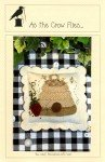 Bee Skep Pincushion Pattern kit ACFPC-109 by As The Crow Flies