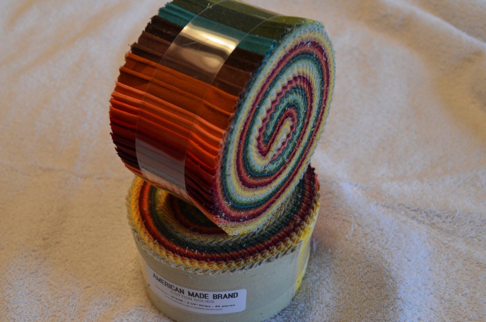 American Made Brand Strip Roll Autumn CLTST0116