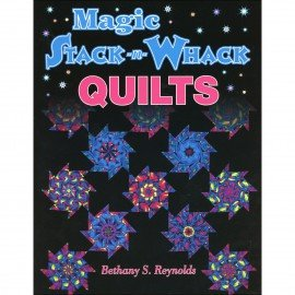 Magic Stack-n Whack Quilts Book AQS4995 - Softcover