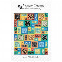 All About Me Pattern ATD-136 By Atkinson Designs