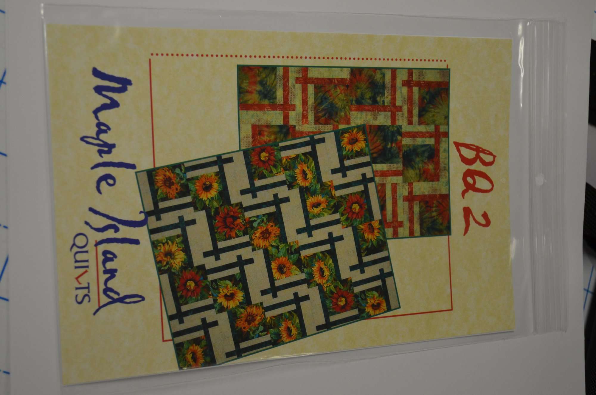 BQ2 Pattern