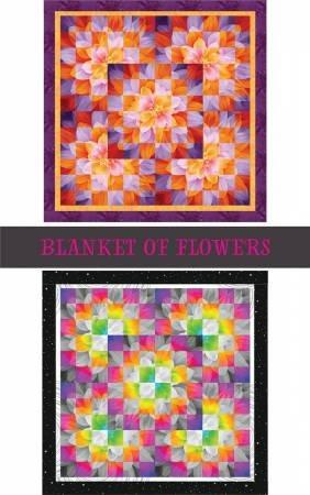 Blanket of Flowers by Cindi McCracken CMD115