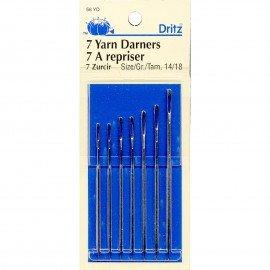 Dritz Yarn Darners Needles Assorted Sizes 14/18 DRI56YD