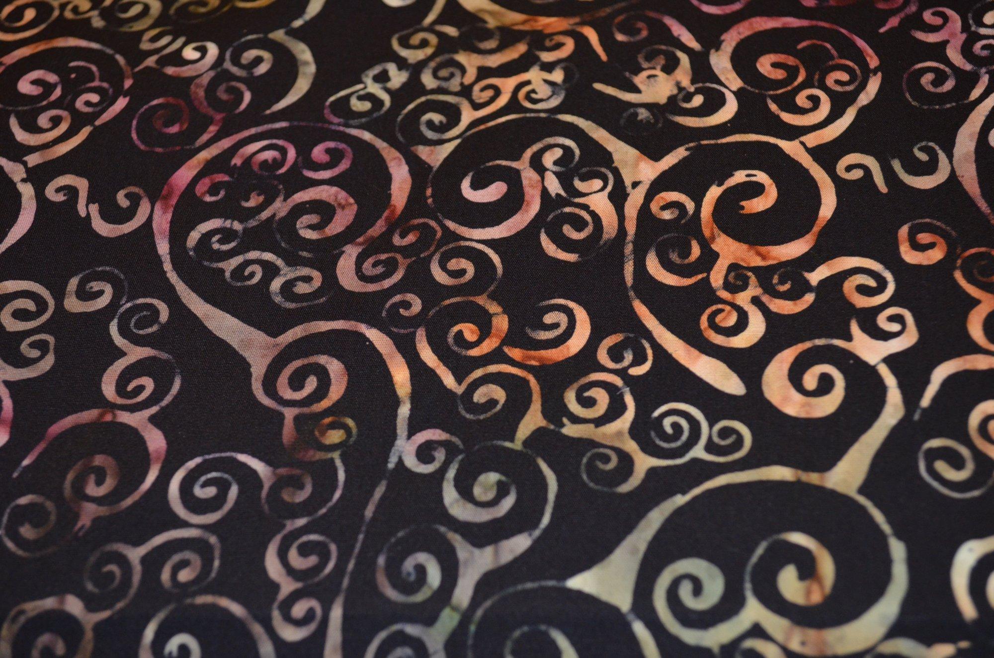 Batik Textiles  Water's Edge  3941