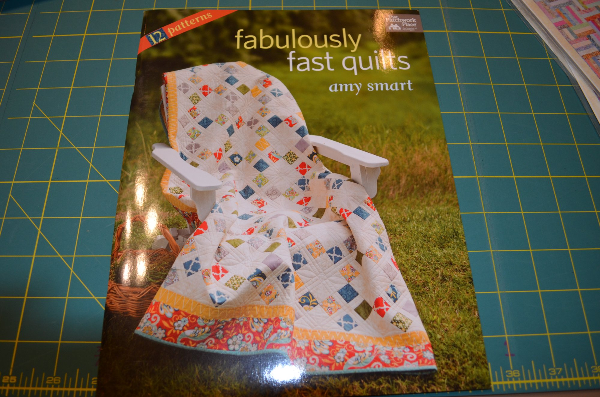 Fabulously Fast Quilts by Amy Smart TPPB1233