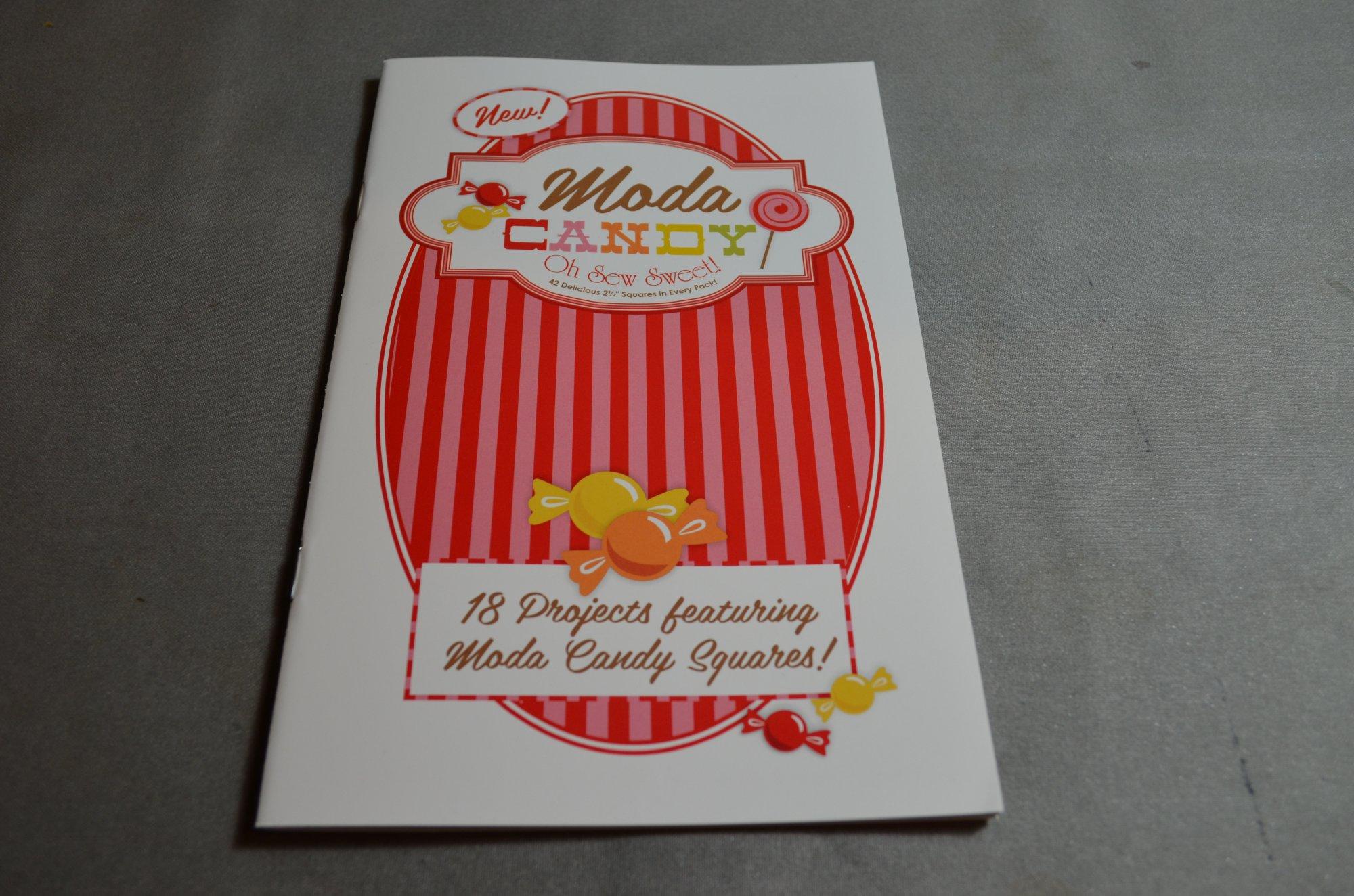 Moda Candy PSMC Pattern Booklet
