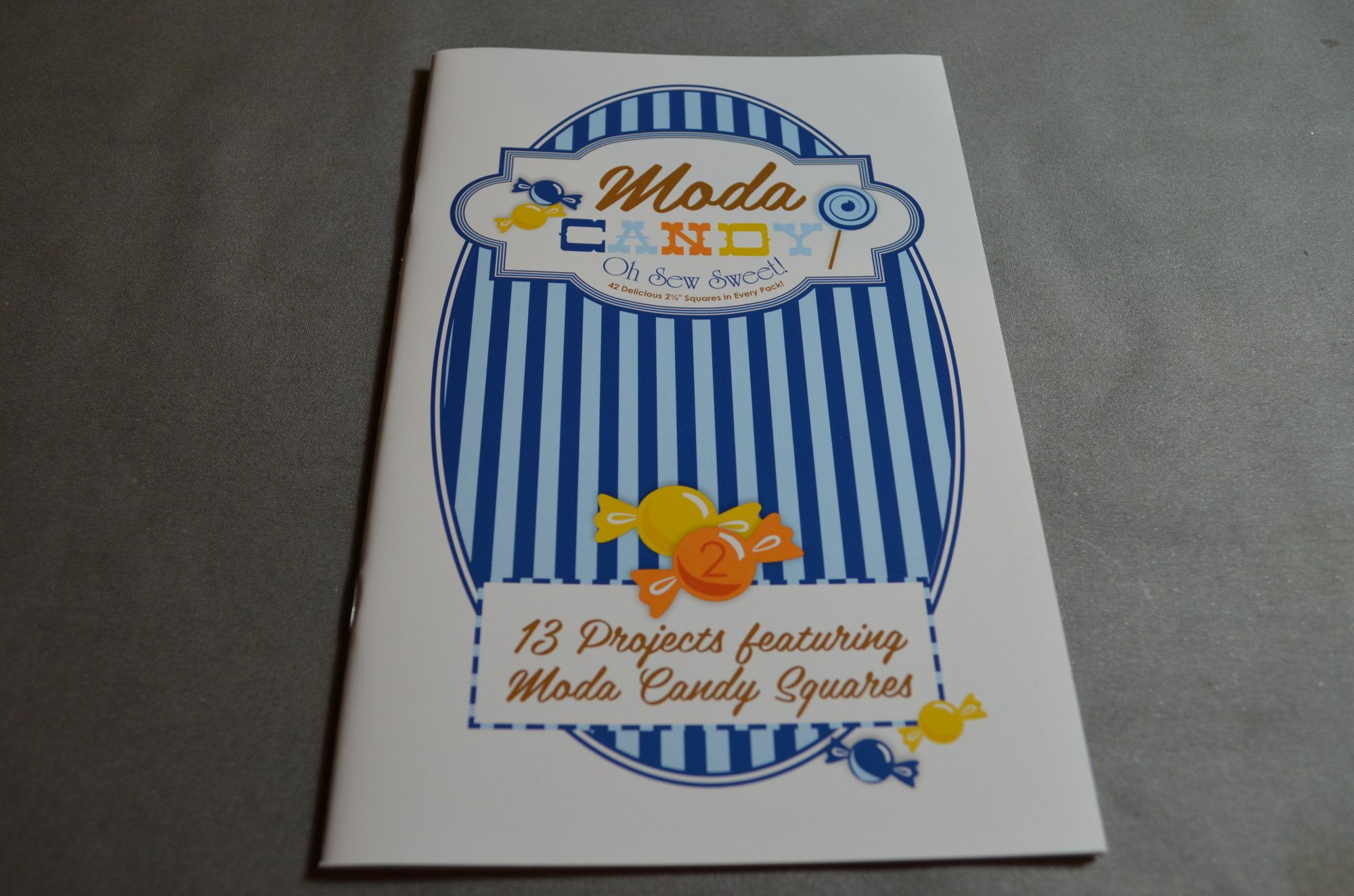Moda Candy Booklet 2 PSMC2