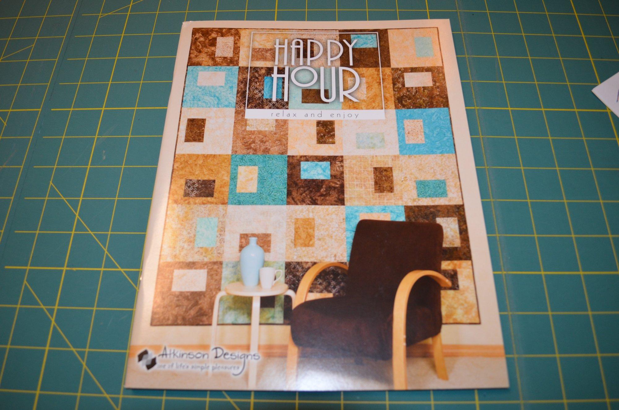 Happy Hour Book ATK605 Atkinson Designs Book