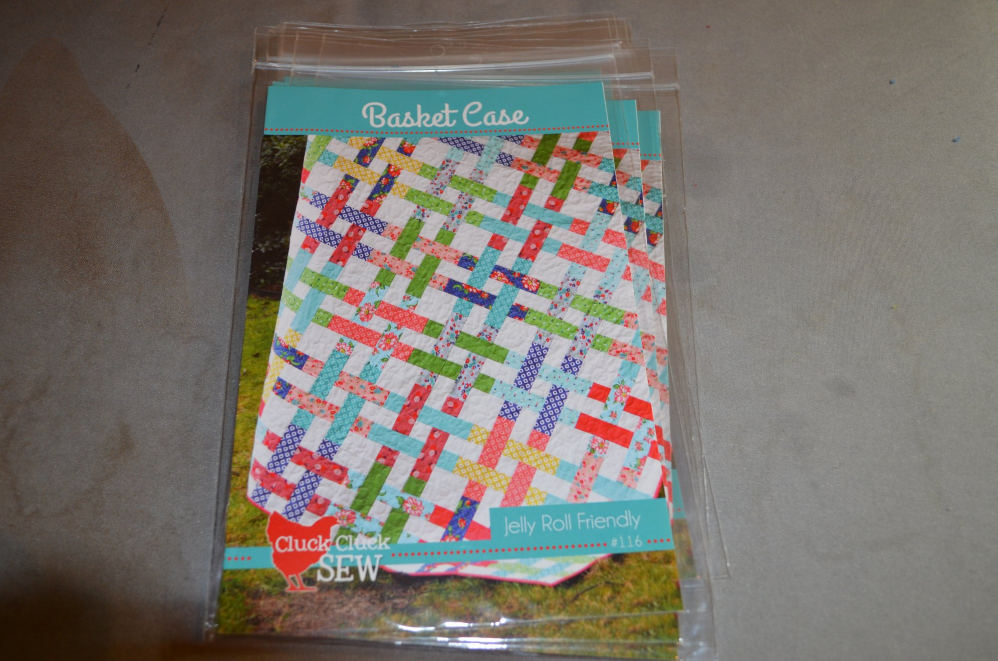 Basket Case CCS116 Pattern by Cluck Cluck Sew