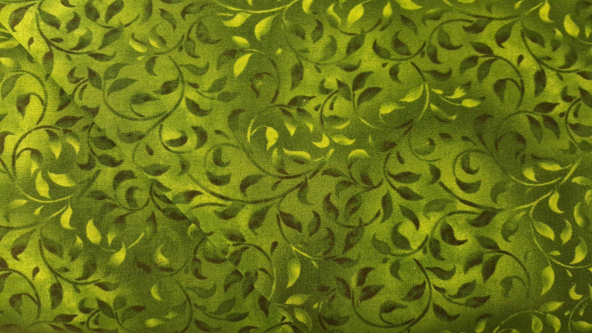 Emerald Green Climbing Vine Wilmington Essential 38717 757