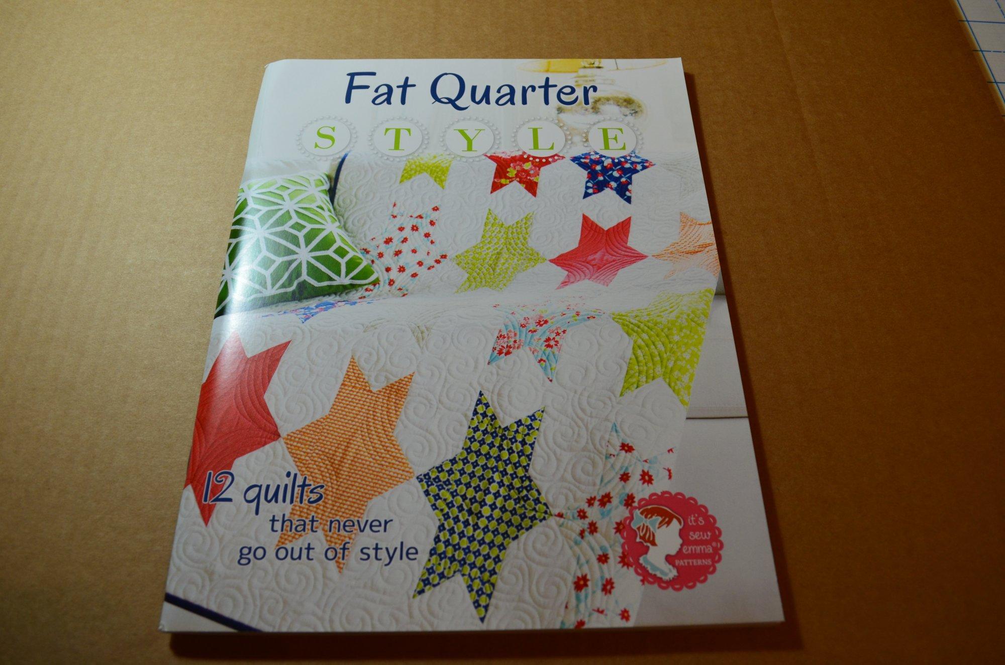 Its Sew Emma Fat Quarter Style Book ISE904