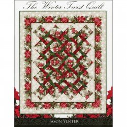 The Winter Twist Quilt Book ITBWTBK