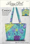 Candice Purse PATTERNLazy Girl Designs LGD130