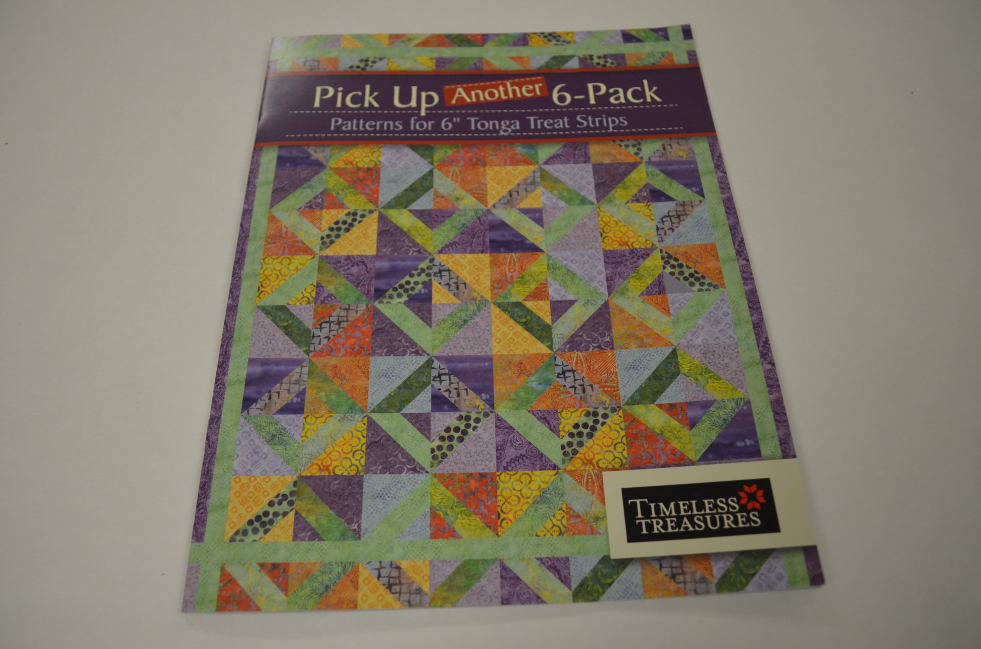 Pick-Up Another 6-Pack Book