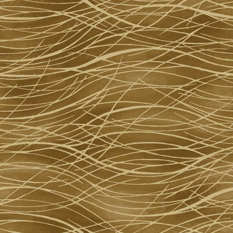 Oasis Fabrics OA-6014801 Romance Gold Metallic Threads