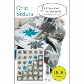 Chic Sisters PATTERN Sew Kind of Wonderful SKW412