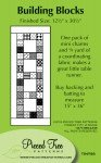 Building Blocks PATTERN by Pieced Tree Tiny98