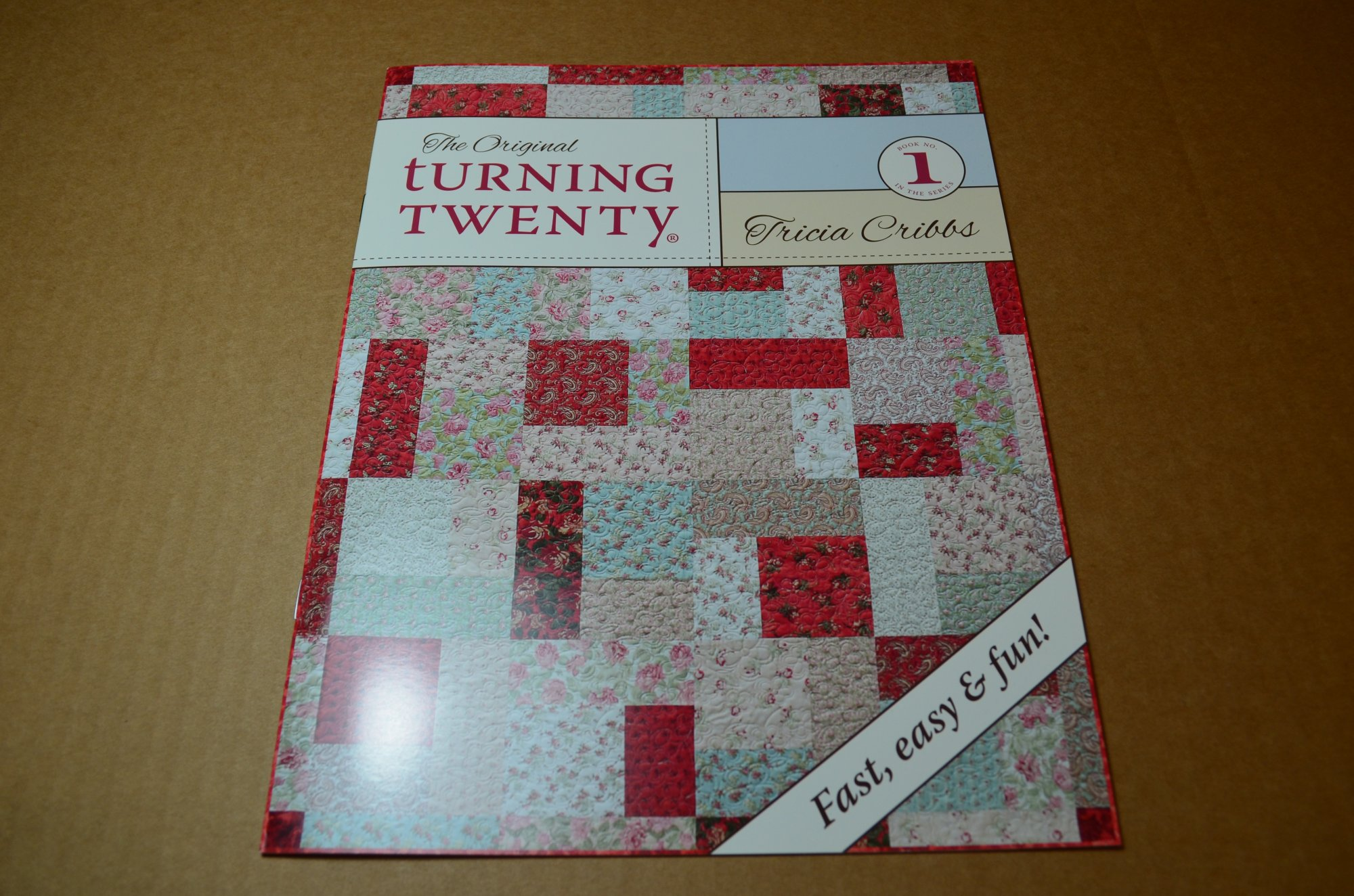 Turning Twenty Book #1 by Friend Folks  FF105