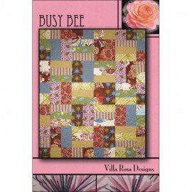 Busy Bee Pattern VRD052 By: Villa Rosa Designs