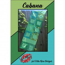 Cabana Pattern VRDJD024 By: Villa Rosa Designs