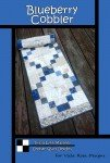 Blueberry Cobbler PATTERN  Orphan Girl Quilt Designs for Villa Rosa Designs VRDOQ009