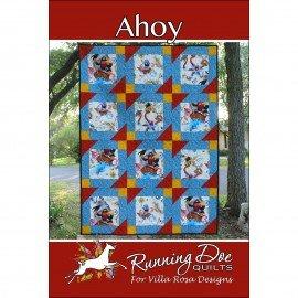 Ahoy Pattern VRDR016 By: Villa Rosa Designs
