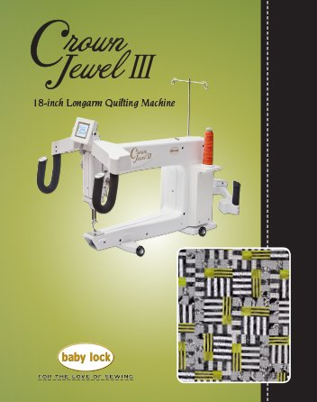 Crown Jewel III : crown jewel longarm quilting machine - Adamdwight.com