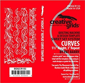 Creative Grids-Sweet Set System-Curves 1.5/3repeat