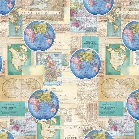 Vintage Cartography