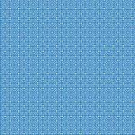 Shop Hop-Sky Blue dot check basic