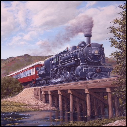 Locomotion-Train Panel