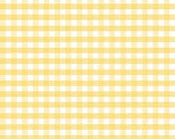 Small Gingham-Yellow