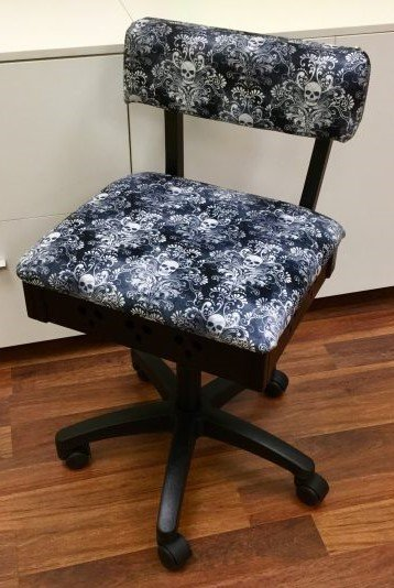 Arrow-Hydraulic Sewing Chair Wicked Cosplay