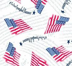 A Nation's Song-Flags
