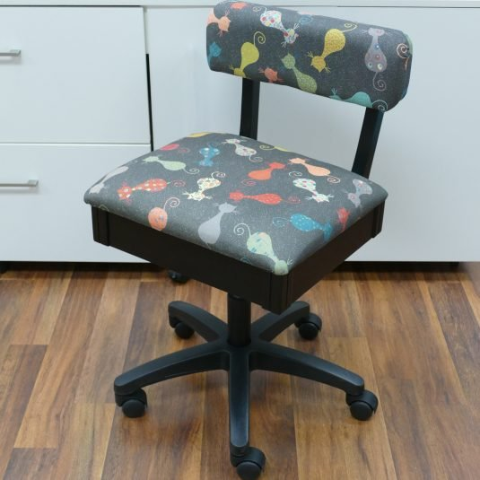 Arrow-Hydraulic Sewing Chair-Cats