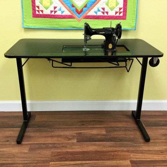 Featherweight Sewing Table-Black