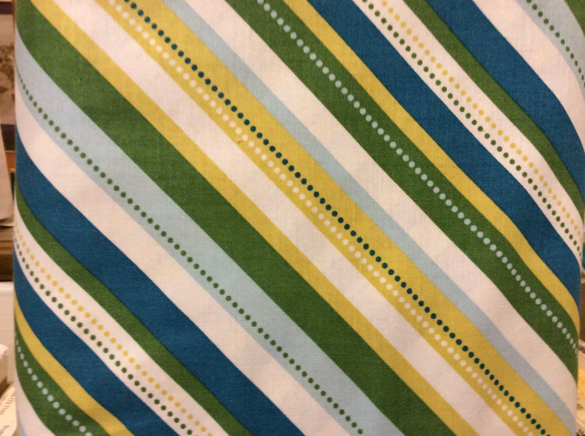 Cream and Sugar-Stripes