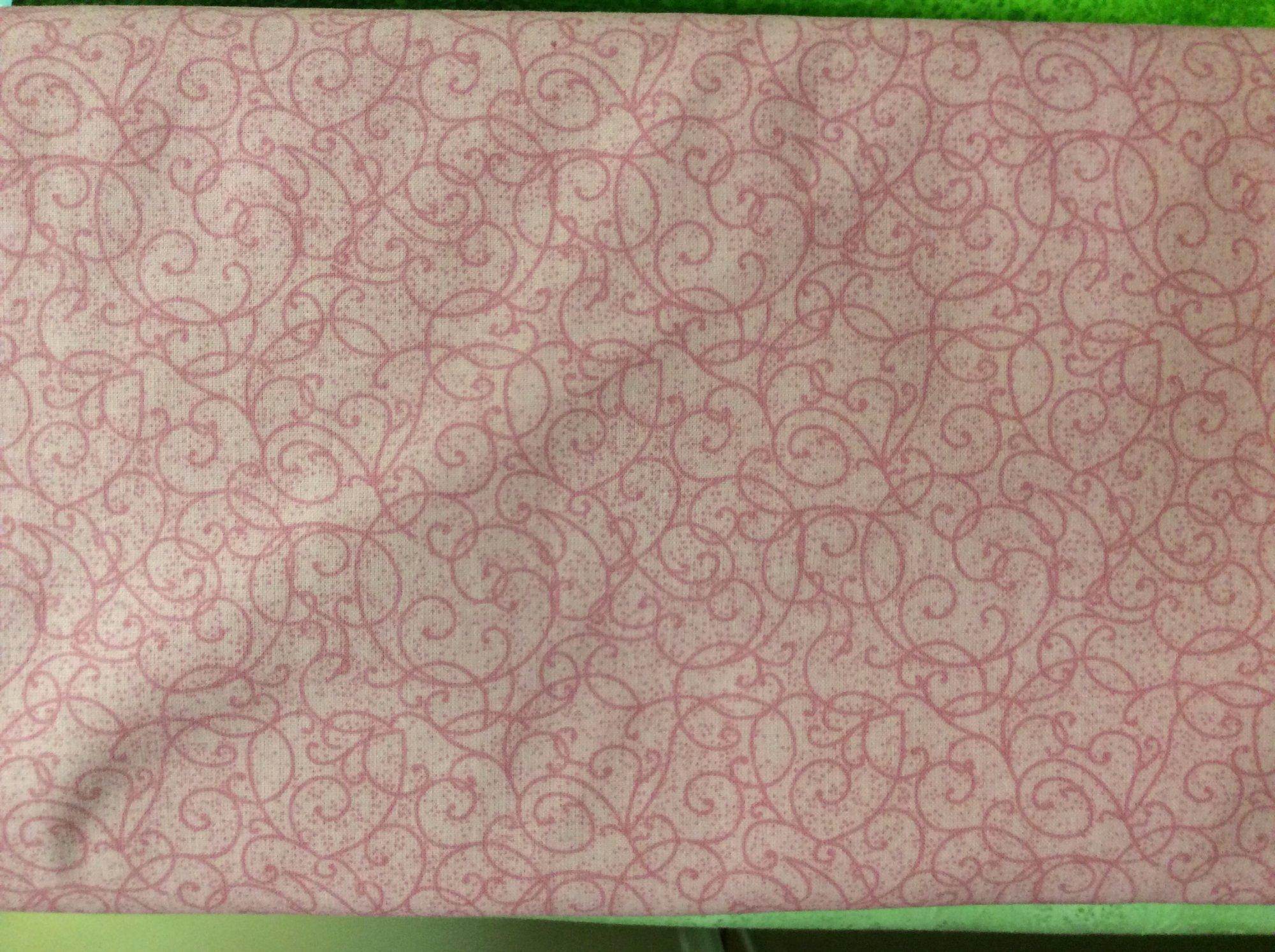 Scroll-Sea Pink