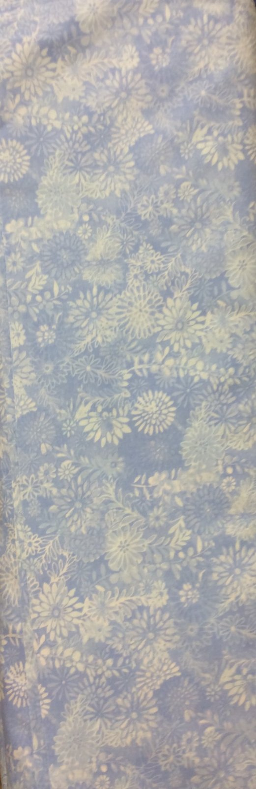 Classic Cotton-Wide Quilt Backing 108Blue