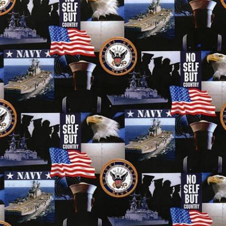 Military Prints-Navy