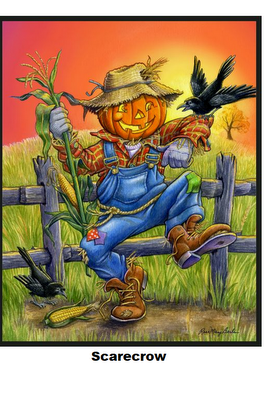 Scarecrow-Digital Panel-36
