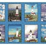 Lighthouse Wonder-Blue-Panel