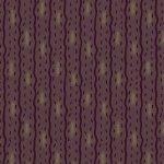 Ginger & Spice-Purple Stripes