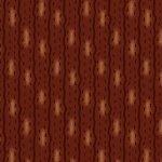 Ginger & Spice-Rust Stripes