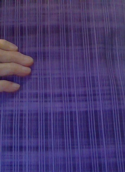 Marie Kelzer Channels Purple