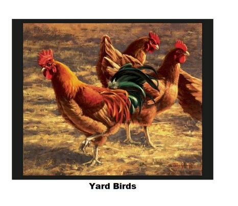 Yard Bird-Panel-Digital