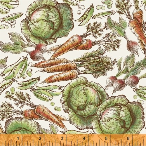 Windham Market Place Multi Vegetable Toile