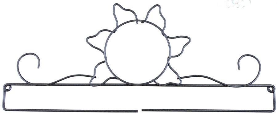 12 inch Sun split bottom hanger