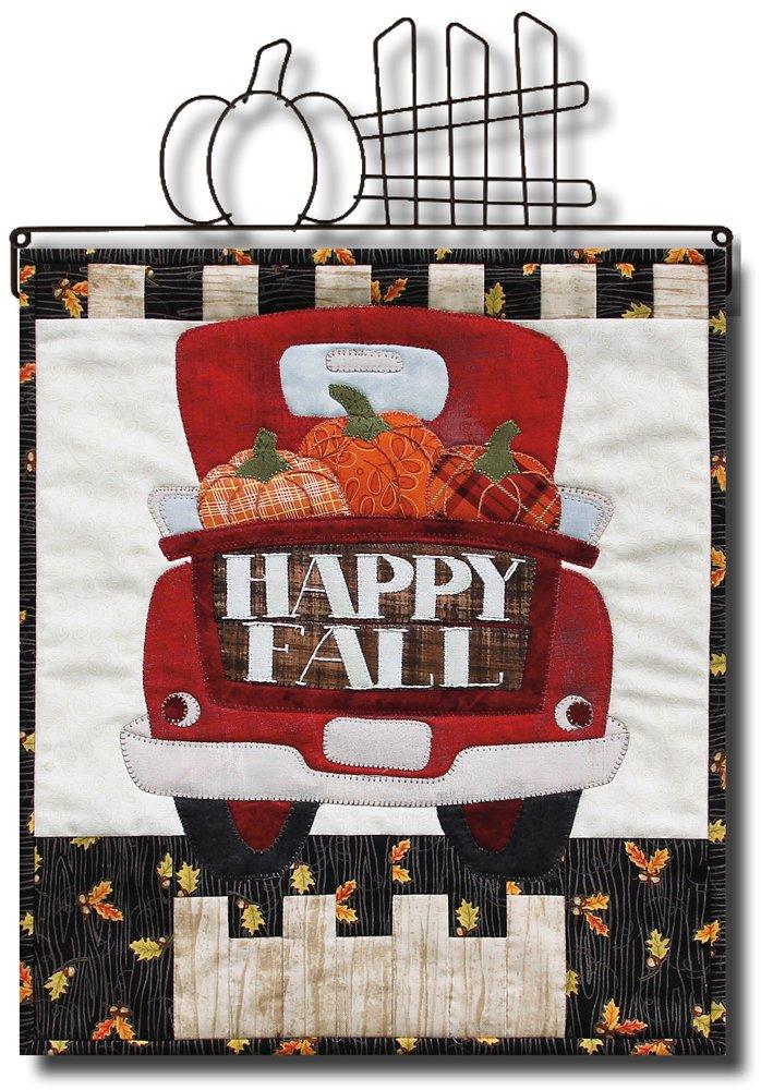 P181 Happy Fall Little Truck DIGITAL DOWNLOAD PATTERN